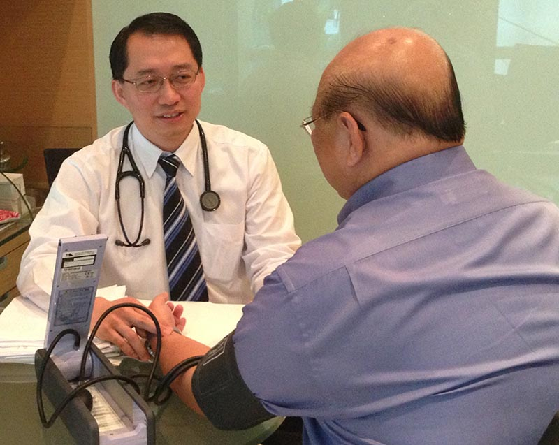 Dr. Daniel Yeo - Cardiologist